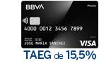 Cartao Private BBVA